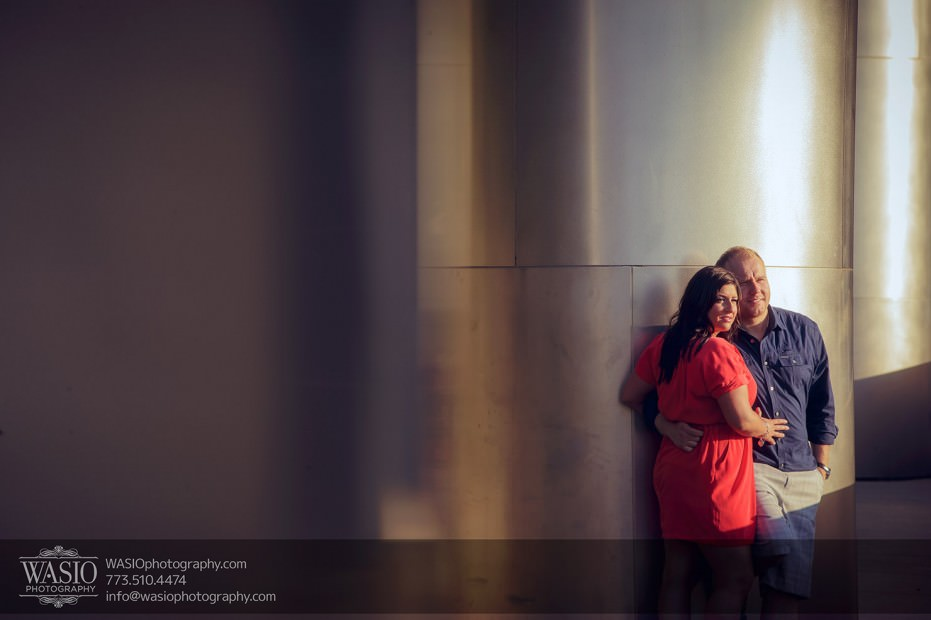 Chicago-Millennium-Park-Engagement-photography_20131226_010-931x620 Chicago Millennium Park Engagement - Andrea + Kirill
