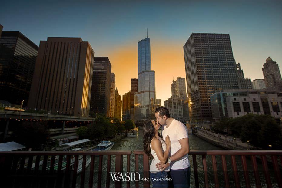 Chicago-San-Diego-La-Jolla-Southern-California-Riverwalk-Engagement-photography-blog-13 Chicago Riverwalk Engagement - Arsiak and Amir