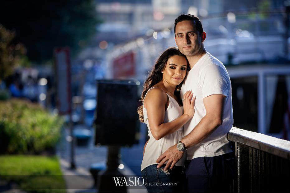 Chicago-San-Diego-La-Jolla-Southern-California-Riverwalk-Engagement-romantic-photo-blog-6 Chicago Riverwalk Engagement - Arsiak and Amir