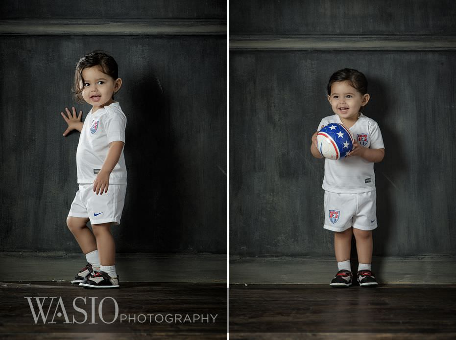 Chicago-Spring-Family-Photo-Session-soccer-uniform-cute-girl-player-team-ball-67 Chicago Spring Family Photo Session