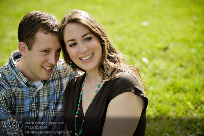 Chicago-Wedding-Engagement-Photography-010-intimate-engagement-680x453 Outdoor Engagement Photography Session - Angela + John
