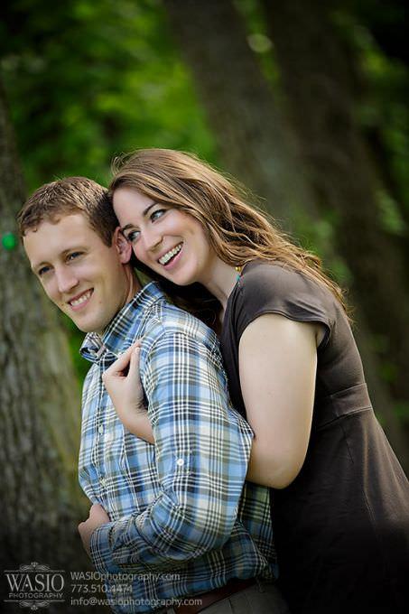 Chicago-Wedding-Engagement-Photography-011-453x680 Outdoor Engagement Photography Session - Angela + John