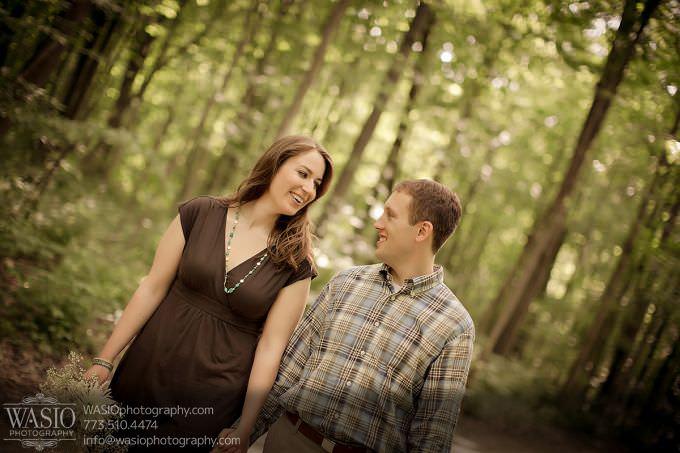 Chicago-Wedding-Engagement-Photography-014-vintage-colors-680x453 Outdoor Engagement Photography Session - Angela + John