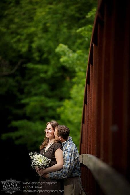 Chicago-Wedding-Engagement-Photography-016-453x680 Outdoor Engagement Photography Session - Angela + John
