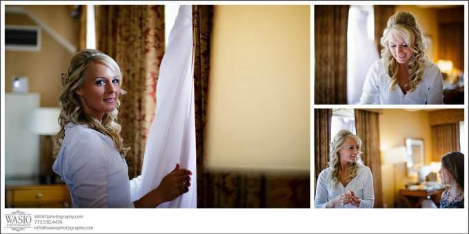 Chicago-Wedding-Intercontinental-hotel-bride-getting-ready-680x340 Shedd Aquarium Wedding & Grant Park's Tiffany Garden - Julie & Caleb