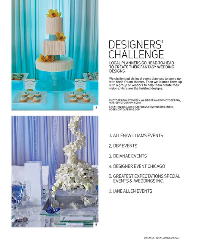 Chicago-Wedding-Photographer-WASIO-photography-Chicago-Style-Wedding-Designers-Challenge-Page227-680x821 Chicago Wedding Photography Featured in Chicago Style Weddings