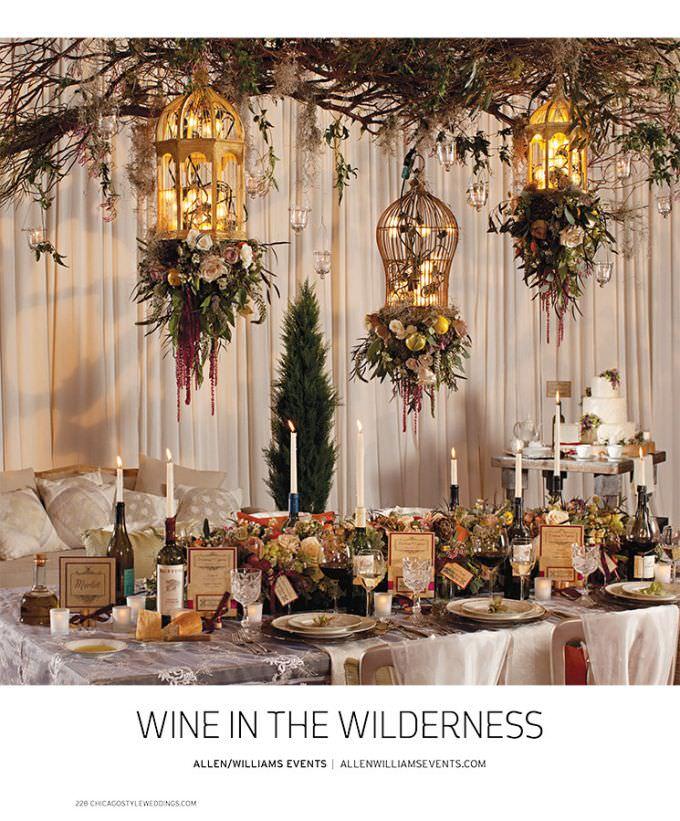 Chicago-Wedding-Photographer-WASIO-photography-Chicago-Style-Wedding-Designers-Challenge-Page228-680x821 Chicago Wedding Photography Featured in Chicago Style Weddings