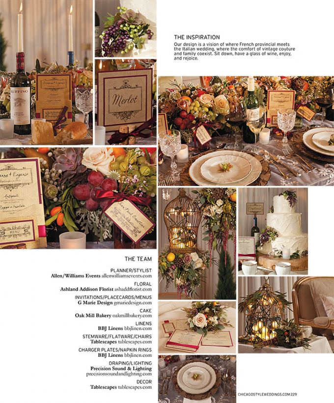 Chicago-Wedding-Photographer-WASIO-photography-Chicago-Style-Wedding-Designers-Challenge-Page229-680x821 Chicago Wedding Photography Featured in Chicago Style Weddings