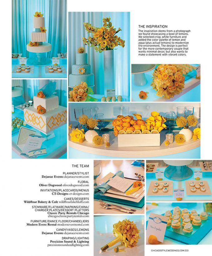 Chicago-Wedding-Photographer-WASIO-photography-Chicago-Style-Wedding-Designers-Challenge-Page233-680x821 Chicago Wedding Photography Featured in Chicago Style Weddings