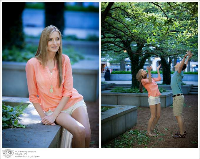 Chicago-Wedding-Photographer-fun-beauty-photos-680x540 Art Institute Gardens Engagement - Natalia & Michal