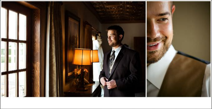 Chicago-Wedding-Photographer-groom-portrait_333-680x351 Country Club Wedding photography at Bull Valley - Shannon + Keith