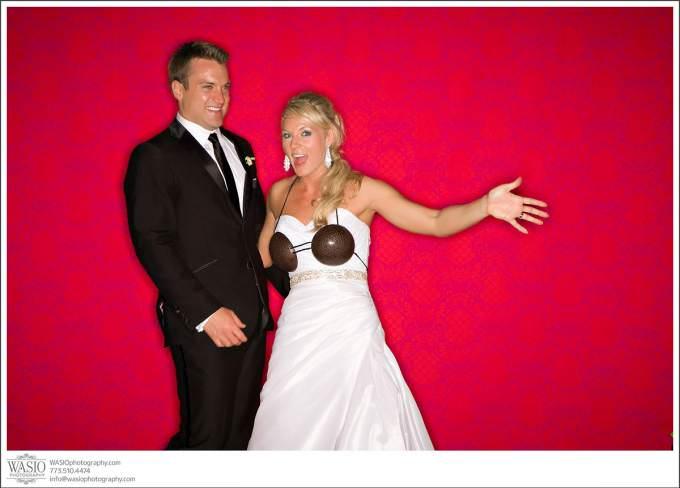 Chicago-Wedding-Photographer-modern-photobooth-bride-groom-fun-props-680x488 Shedd Aquarium Wedding & Grant Park's Tiffany Garden - Julie & Caleb