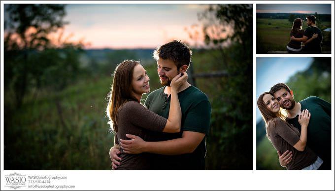 Chicago-Wedding-Photographer_133-sunset-couple-engagement-photography-680x387 Illinois Engagement Photography Session - Shannon + Keith