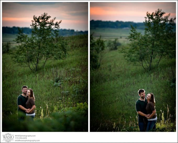 Chicago-Wedding-Photographer_134-outdoor-fields-dramatic-engagement-photography-680x544 Illinois Engagement Photography Session - Shannon + Keith