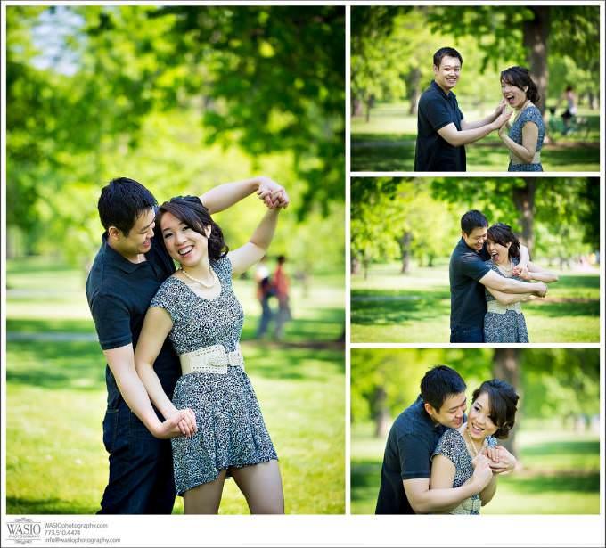 Chicago-Wedding-Photographer_modern_fun_portrait_engagement_034-680x615 Lincoln Park Engagement Photography at Farmers Market - Angela + Chris