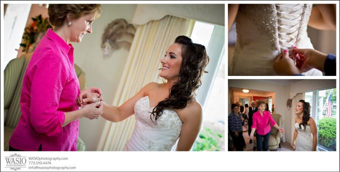 Chicago-Wedding-Photography-Cuneo-032-wedding-dress-mother-love-tears-love-680x344 Modern Cuneo Wedding - Stephanie + Dominick