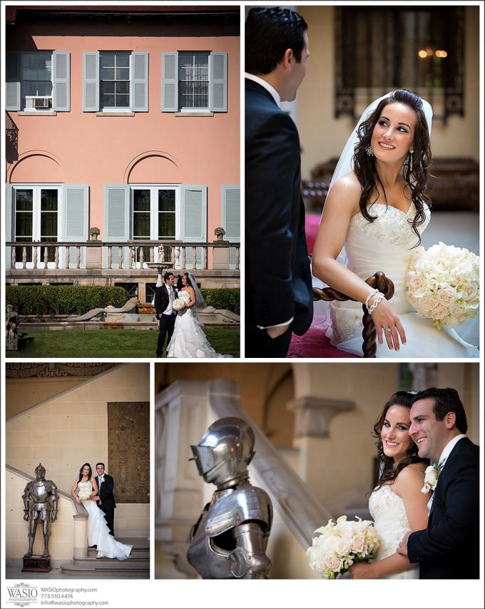 Chicago-Wedding-Photography-Cuneo-043-classy-flirty-inspired-portrait-groom-bride-680x854 Modern Cuneo Wedding - Stephanie + Dominick