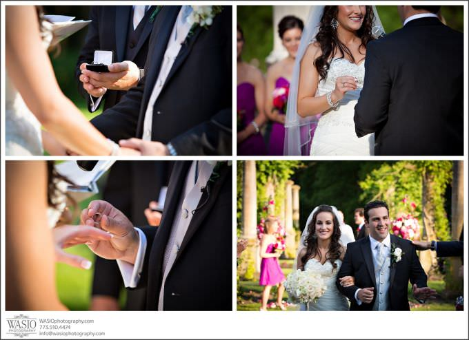 Chicago-Wedding-Photography-Cuneo-049-ceremony-outdoor-gardens-mansion-museum-rings-680x494 Modern Cuneo Wedding - Stephanie + Dominick