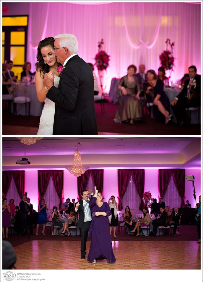 Chicago-Wedding-Photography-Cuneo-056-mother-groom-father-bride-dance-680x942 Modern Cuneo Wedding - Stephanie + Dominick