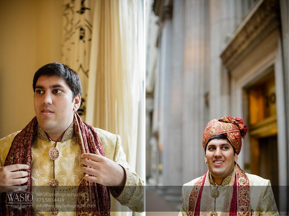 Chicago-Wedding-Photography-South-Asian-Indian-Wedding-0176-931x695 South Asian Indian Wedding at JW Marriott - Shreya + Monil