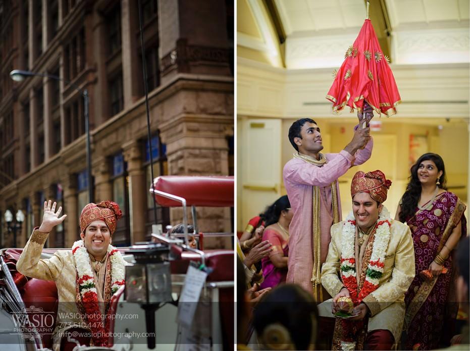 Chicago-Wedding-Photography-South-Asian-Indian-Wedding-0184-931x695 South Asian Indian Wedding at JW Marriott - Shreya + Monil
