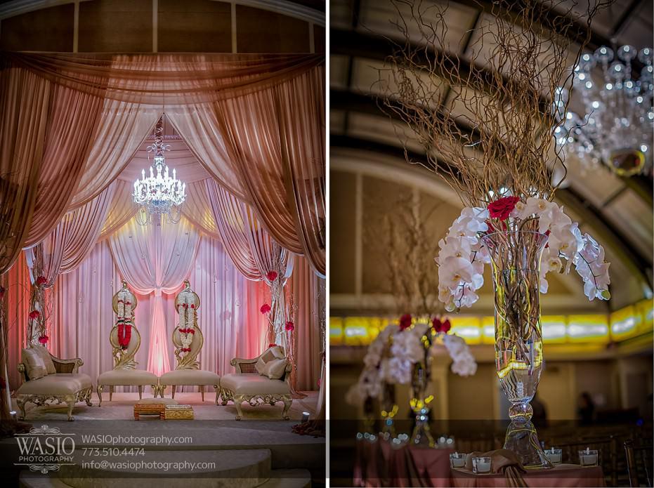 Chicago-Wedding-Photography-South-Asian-Indian-Wedding-0190-JW-Marriott-Ceremony-931x695 South Asian Indian Wedding at JW Marriott - Shreya + Monil