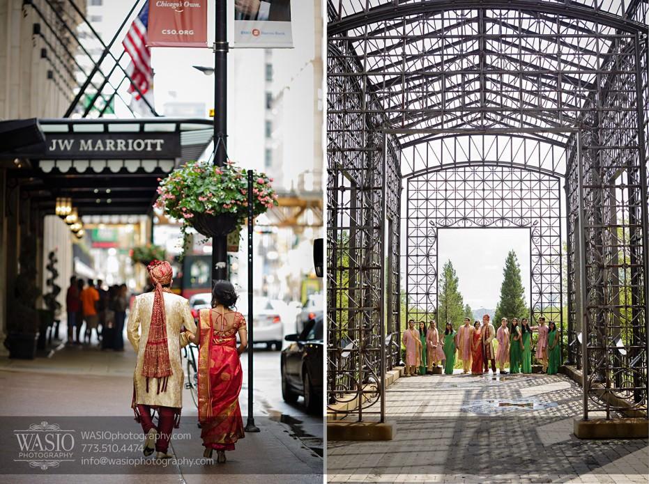 Chicago-Wedding-Photography-South-Asian-Indian-Wedding-0223-931x695 South Asian Indian Wedding at JW Marriott - Shreya + Monil