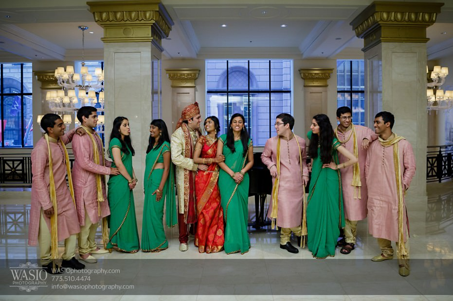 Chicago-Wedding-Photography-South-Asian-Indian-Wedding-0236-931x620 South Asian Indian Wedding at JW Marriott - Shreya + Monil