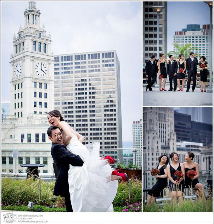 Chicago-Wedding-Photography_159-680x712 Chicago Hotel Wedding - Trump Tower - Angela + Chris