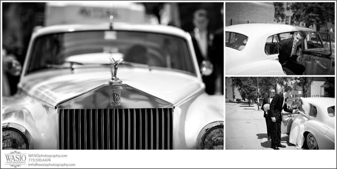 Chicago-Wedding-Photography_195-vintage-Rolls-Royce-680x341 Chicago Wedding Photography - Natalia + Michal