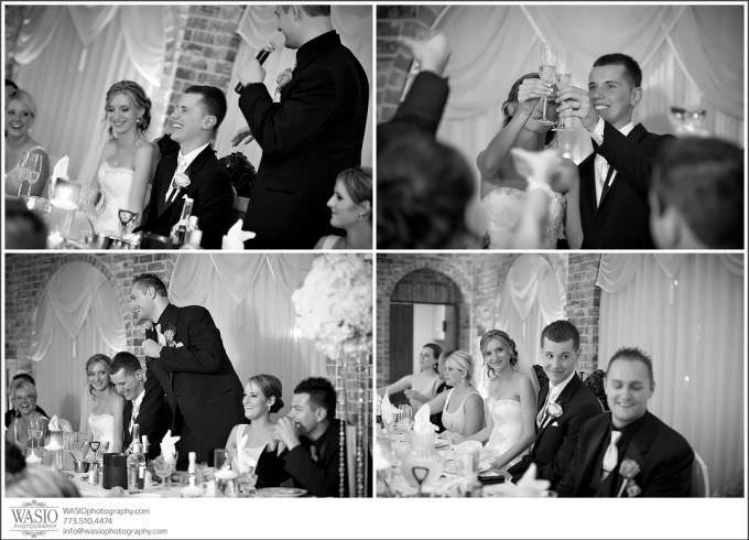 Chicago-Wedding-Photography_219-reception-best-man-speech-680x490 Chicago Wedding Photography - Natalia + Michal