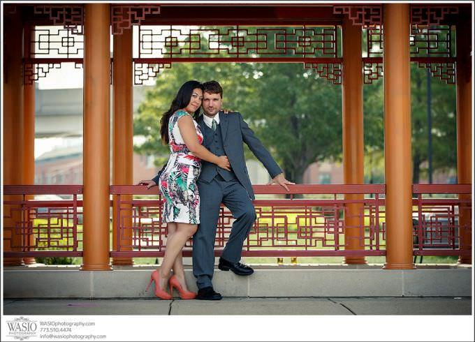 Chicago-Wedding-Photography_229-romantic-engagement-photos-680x490 Chicago Engagement Photography - Andrea + Darek