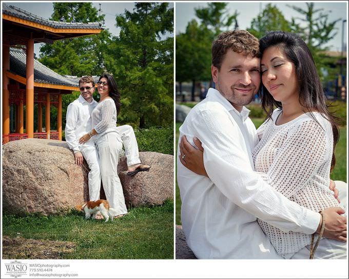 Chicago-Wedding-Photography_236-vibrant-modern-engagement-680x544 Chicago Engagement Photography - Andrea + Darek