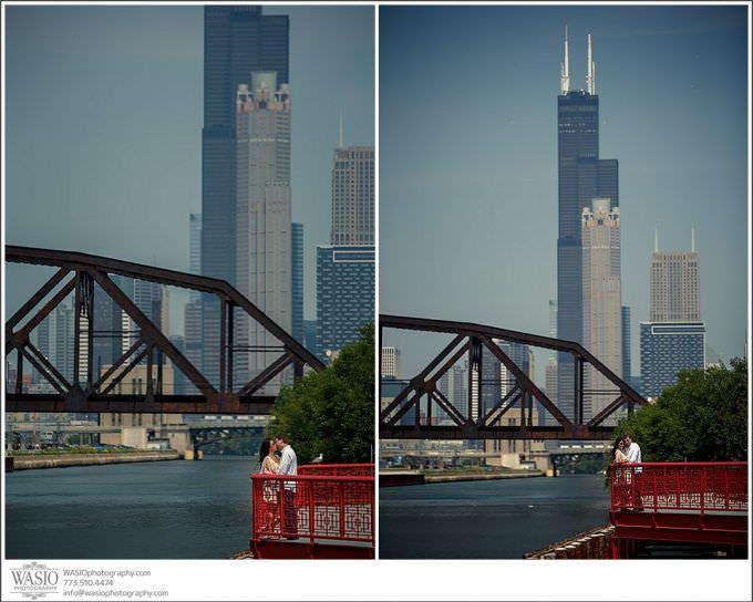 Chicago-Wedding-Photography_242-chicago-engagement-skyline-680x544 Chicago Engagement Photography - Andrea + Darek
