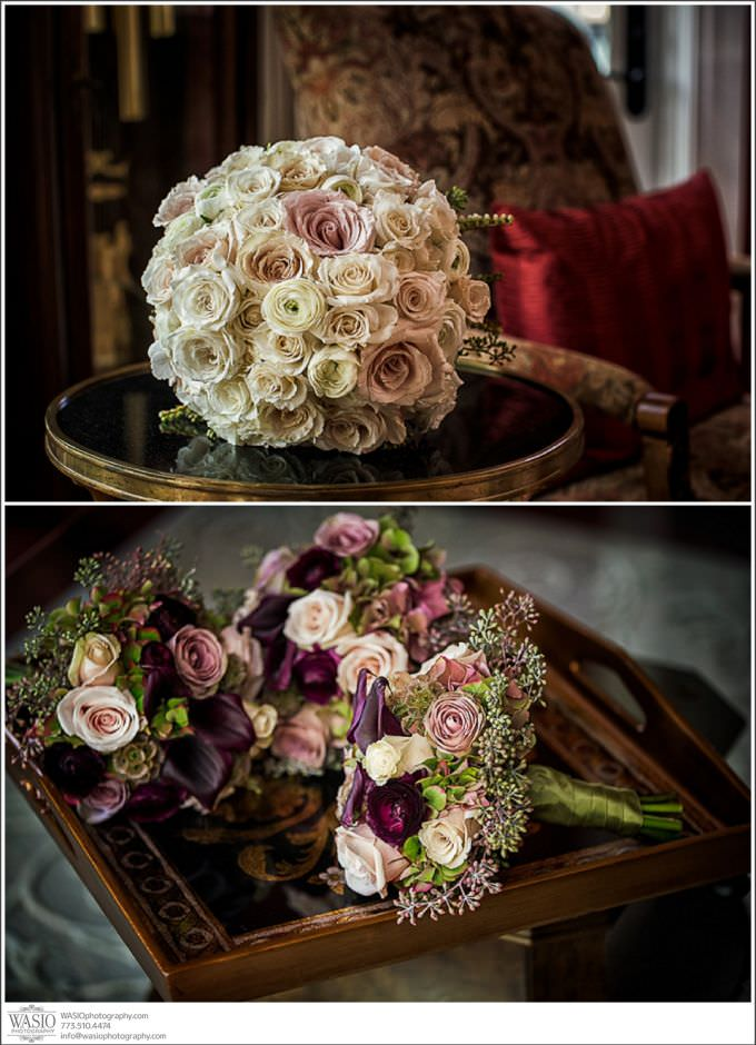 Chicago-Wedding-Photography_371-wedding-bouquet-flowers-680x940 Romantic Wedding Story - Jessie + Anthony