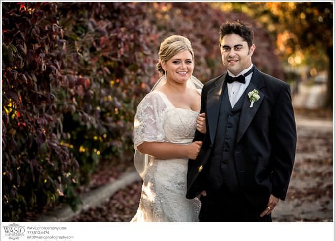 Chicago-Wedding-Photography_379-fall-colors-couple-portrait-680x489 Romantic Wedding Story - Jessie + Anthony