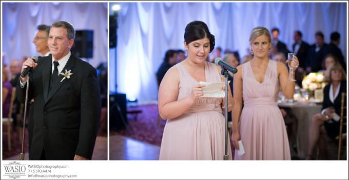 Chicago-Wedding-Photography_382-reception-speaches-bridesmaids-father-of-the-bride-680x351 Romantic Wedding Story - Jessie + Anthony