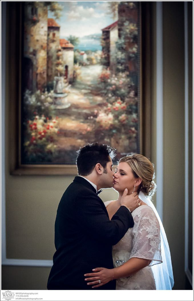 Chicago-Wedding-Photography_384-night-romantic-kiss-portrait-photo-680x1050 Romantic Wedding Story - Jessie + Anthony