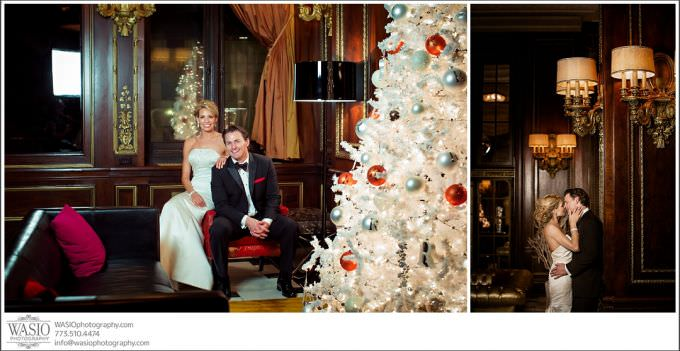 Chicago-Wedding-Photography_402-Christimas-tree-blackstone-hotel-artistic-picture-680x351 Chicago Wedding at Blackstone Hotel - Jody + Mike