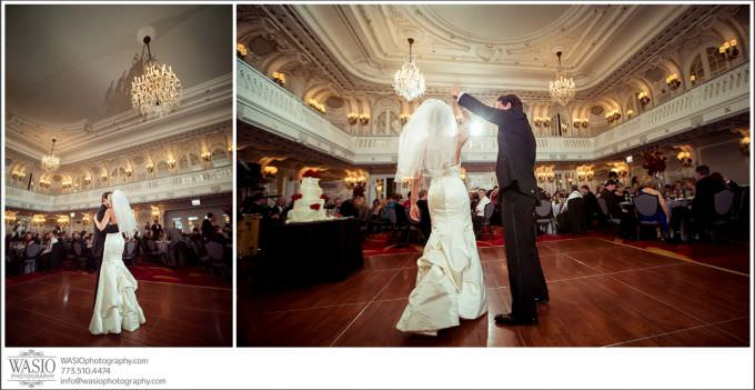 Chicago-Wedding-Photography_404-first-dance-blackstone-hotel-680x351 Chicago Wedding at Blackstone Hotel - Jody + Mike