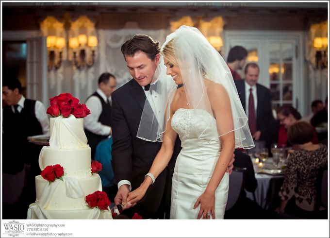 Chicago-Wedding-Photography_406-blackstone-hotel-cake-cutting-680x490 Chicago Wedding at Blackstone Hotel - Jody + Mike