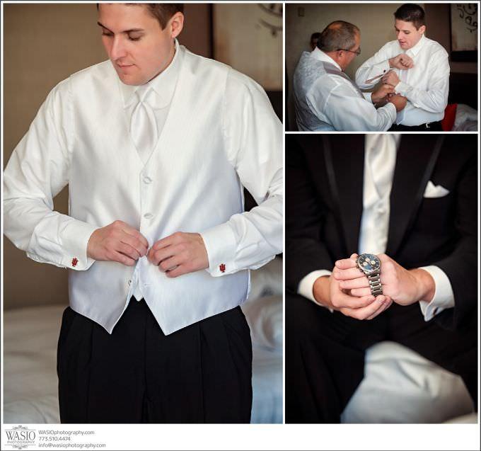 Chicago-Wedding-Photography_411-groom-gift-getting-ready-680x637 Indiana Hoosiers love story - Kelly + Matt
