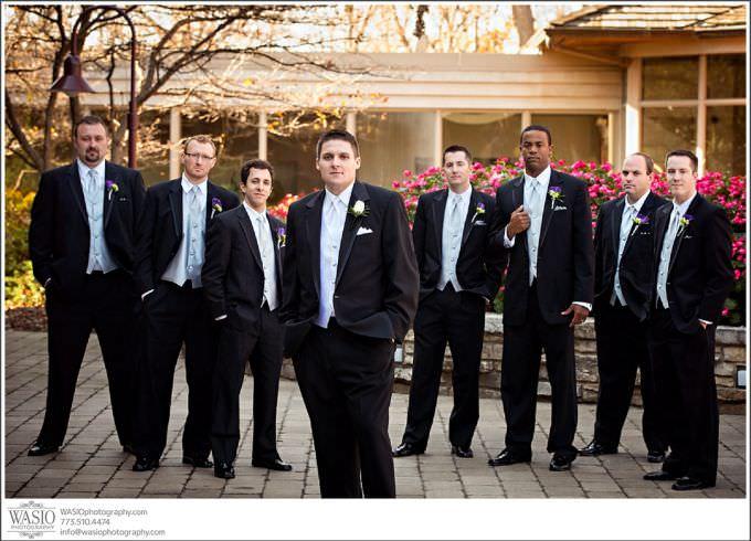 Chicago-Wedding-Photography_415-oak-brook-hyatt-bridal-party-680x490 Indiana Hoosiers love story - Kelly + Matt