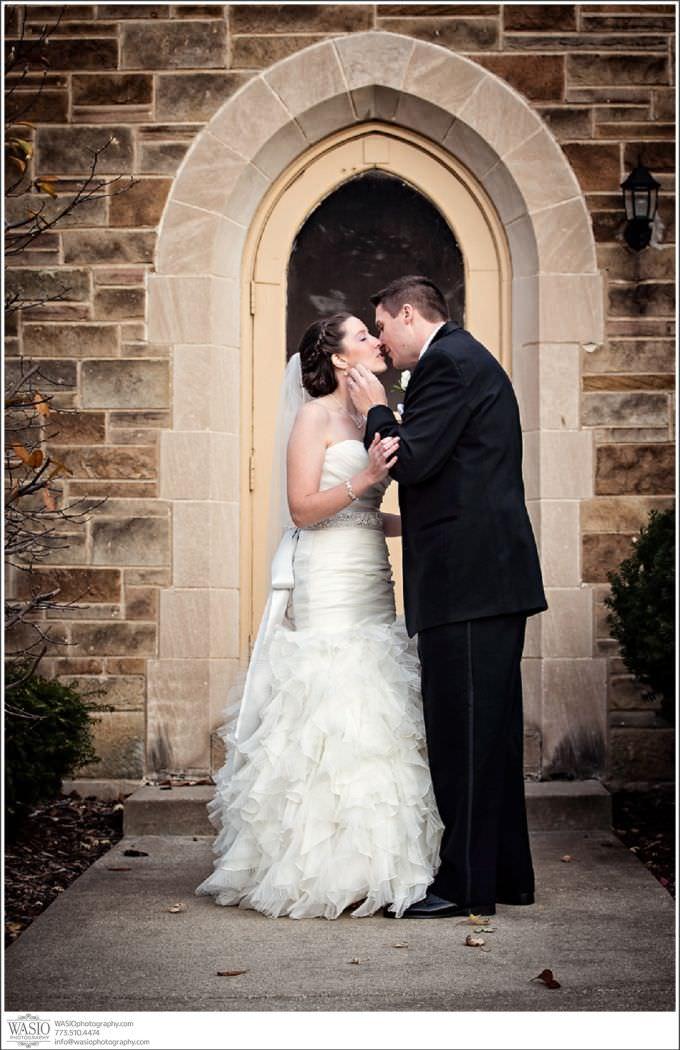 Chicago-Wedding-Photography_418-romantic-kiss-portrait-680x1050 Indiana Hoosiers love story - Kelly + Matt