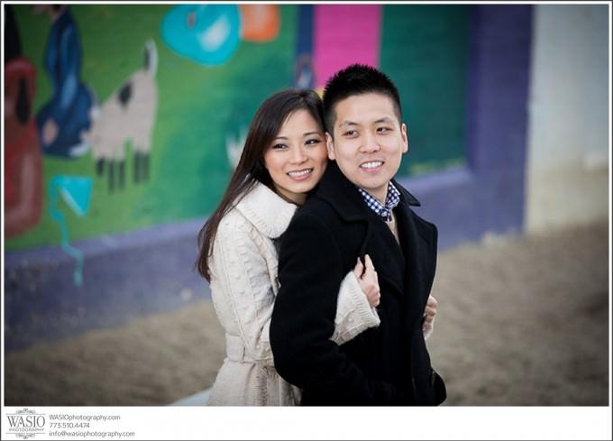 Chicago-Wedding-Photography_434-engagement-portrait-park-680x489 Chicago Engagement Photography Session - Soy + Patrick