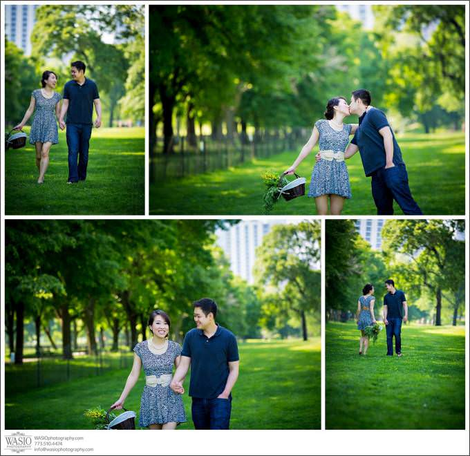 Chicago-Wedding-fun_walking_lincoln_park_028-680x660 Lincoln Park Engagement Photography at Farmers Market - Angela + Chris