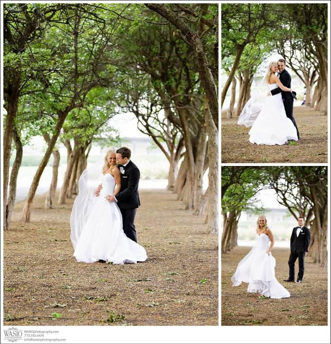 Chicago-Wedding-modern-outdoor-classy-portraits-680x707 Shedd Aquarium Wedding & Grant Park's Tiffany Garden - Julie & Caleb