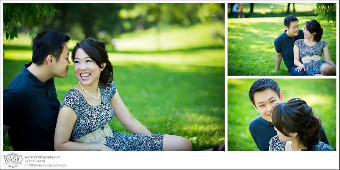 Chicago-Wedding-portrait_couple_fun_026-680x340 Lincoln Park Engagement Photography at Farmers Market - Angela + Chris