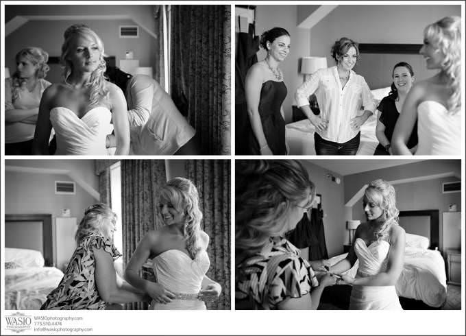 Chicago-Wedding-stunning-bride-getting-ready-680x490 Shedd Aquarium Wedding & Grant Park's Tiffany Garden - Julie & Caleb