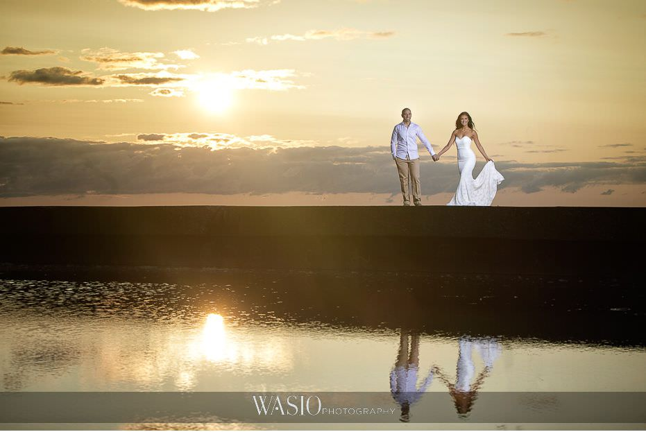 Chicago-beach-london-house-engagement-North-Avenue-beach-sunrise-dramatic-portrait-photography-79 Chicago Beach & London House Engagement - Donna + Sharbel